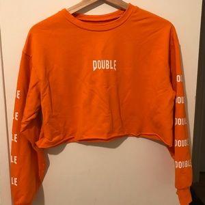 bright orange long sleeve 🍊